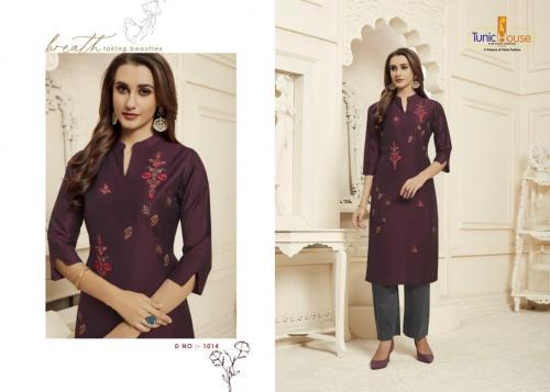 Neha Fashion Nilu With Pant 1014 Price - 949