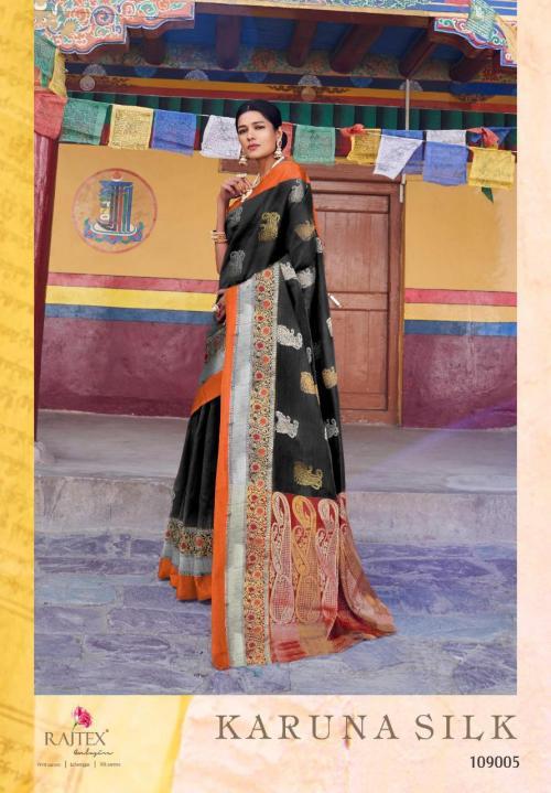 Rajtex Karuna Silk 109005 Price - 1300