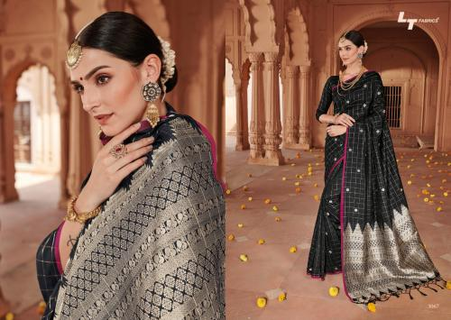 LT Fabrics Nitya Brahmi 3067 Price - 595