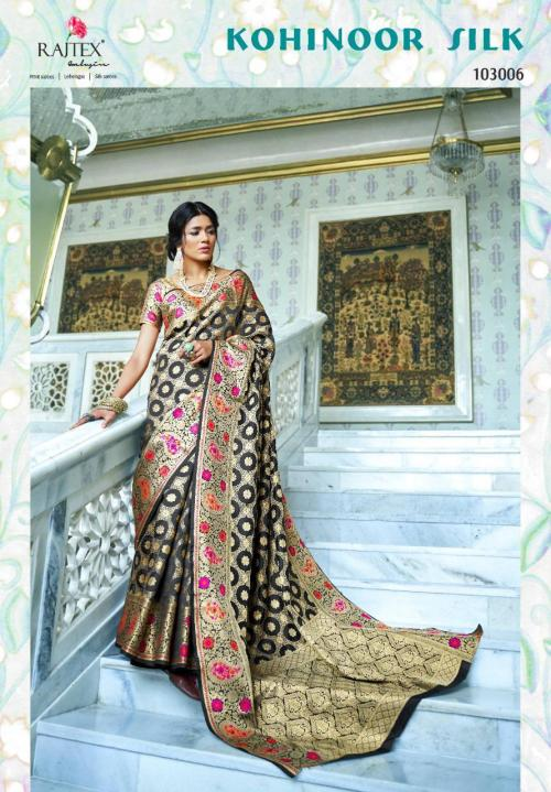 Rajtex Kohinoor Silk 103006 Price - 1300