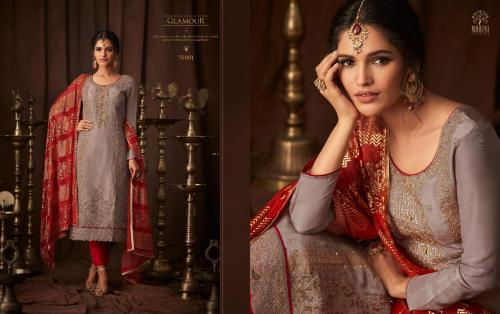 Mohini Fashion Glamour Vol-76 76001-76004 Series