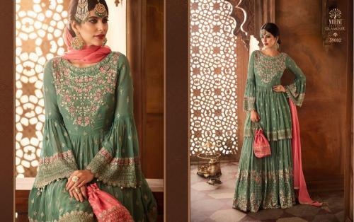 Mohini Fashion Glamour 59002 Colors -