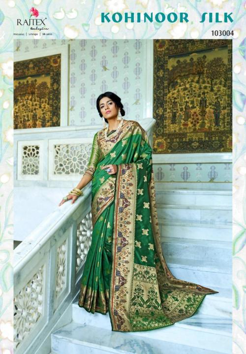 Rajtex Kohinoor Silk 103004 Price - 1300