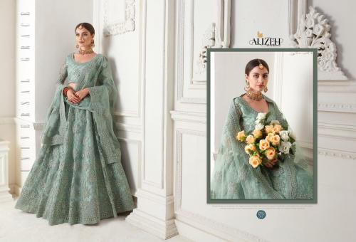 Alizeh Bridal Heritage 1004 Price - 5595