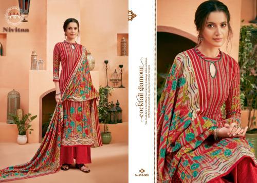 Harshit Fashion Nivita 516-006 Price - 540