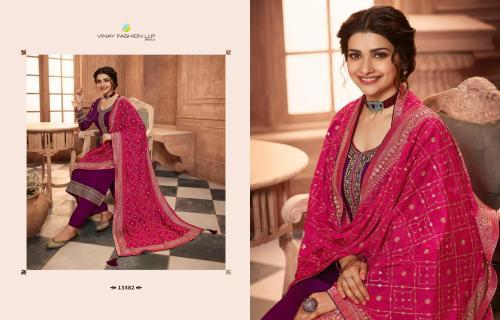 Vinay Fashion Kaseesh Season 13382 Price - 1680