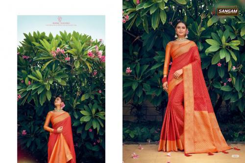 Sangam Prints Navratan Patola 10001-10006 Series