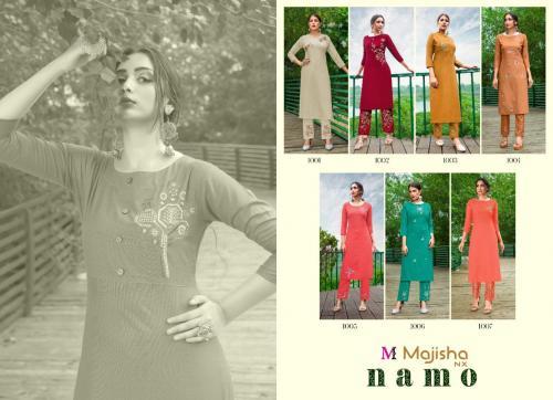 Majisha NX Namo 1001-1007 Price - 4543