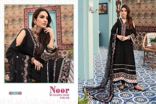 Shree Fab Noor By Saadia Asad 1613 Price - 1249