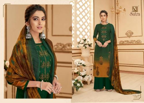 Alok Suits Sutra 578-008 Price - 785