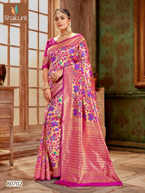 Shakunt Saree Yogini 80702 Price - 981