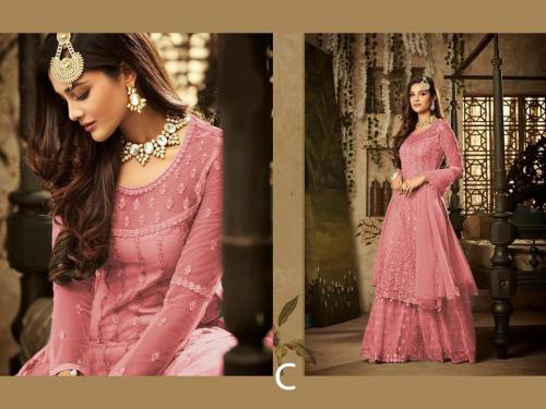 Mohini Fashion Glamour 61004 C PINK