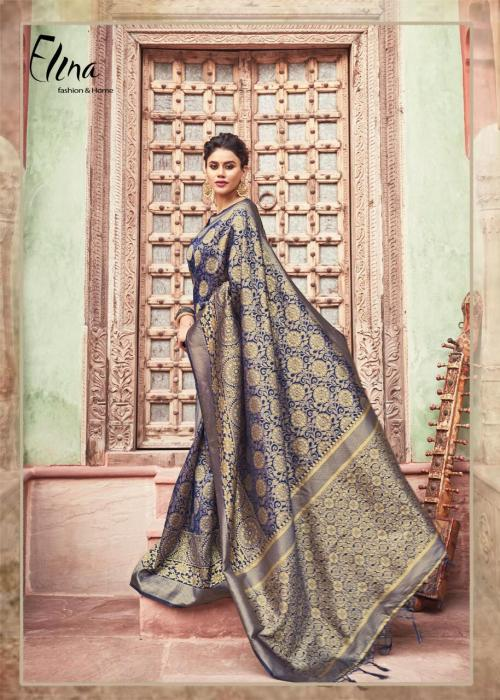 Elina Fashion Kumkum Silk 2111 Price - 990
