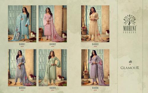 Mohini Fashion Glamour 84001-84006 Price - 13194