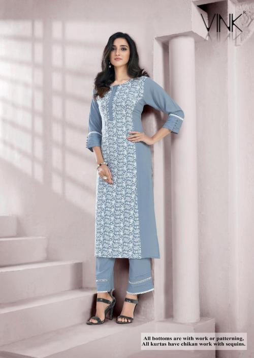 Vink Fashion Lucknowi 862 Price - 1000