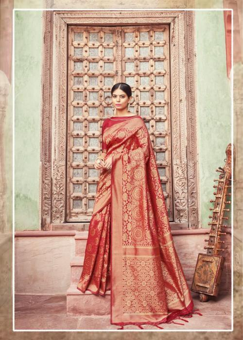 Elina Fashion Kumkum Silk 2112 Price - 990