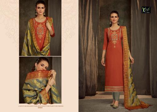Kessi Fabrics Ashopalav 5404 Price - 999