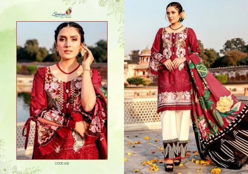 Saniya Trendz Rouch 502 Price - 1205