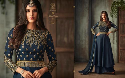 Mohini Fashion Glamour Vol-72 72001-72005 Series