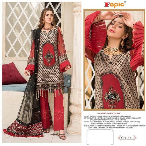 Fepic Rosemeen C-1135 Designer Suits