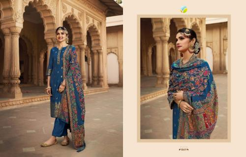 Vinay Fashion Kaseesh Bunaai 13471-13478 Series