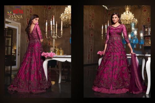 Vipul Fashion Ziana 4627 Price - 4055
