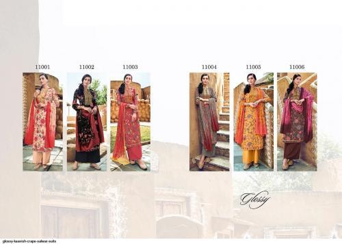 Glossy Kaavish 11001-11006 Price - 5070