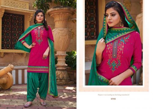 Kessi Fabrics Patiyala House 5745 Price - 899