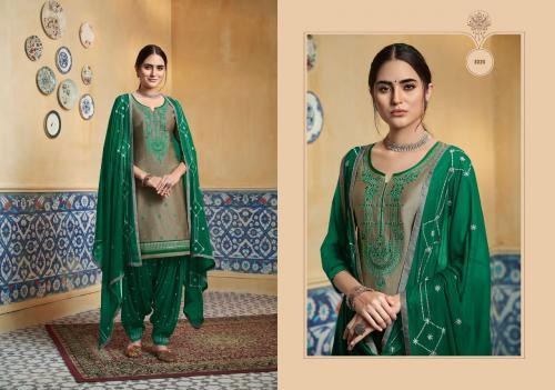 Kessi Fabric Patiala House 5223 Price - 899