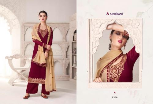 Aashirwad Creation Maria 8336 Price - 1495