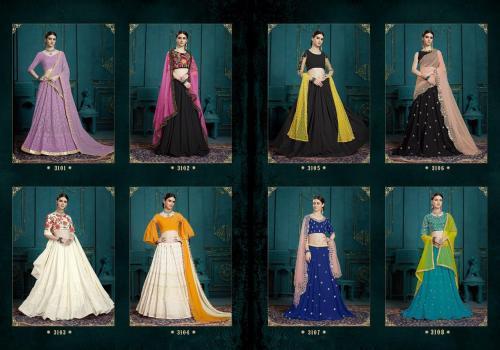 Arya Designs Euphoria 3101-3108 Price - 19105