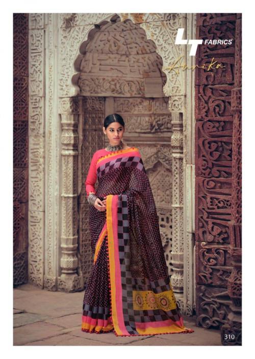 Lt Fabrics Nitya Aurika 310 Price - 570