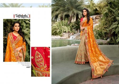 Tathastu Saree 4407 Price - 3265