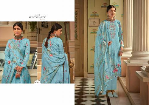 Mumtaz Arts Resham 8007 Price - 750
