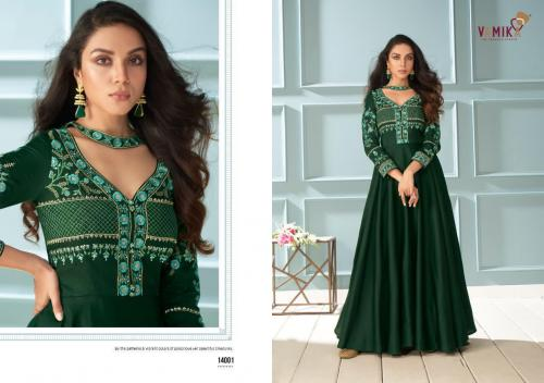 Vamika Fashions Amorina 14001 Price - 1245