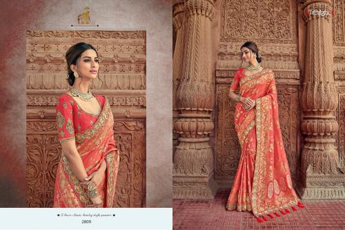 Tathastu Saree 2809 Price - 4515