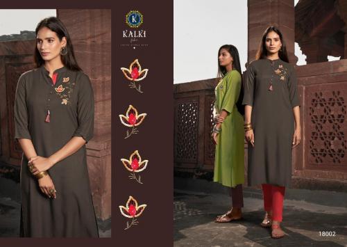 Kalki Fashion Pehchan 18002 Price - 575