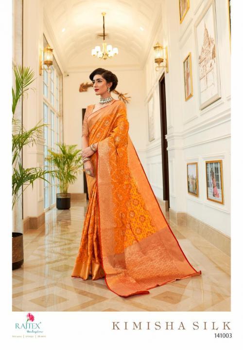 Rajtex Saree Kimisha Silk 141003 Price - 1195