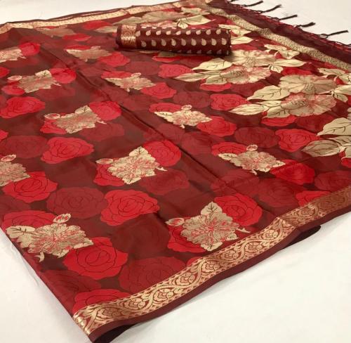 Rajtex Saree Kashti Silk 153002 Price - 1615