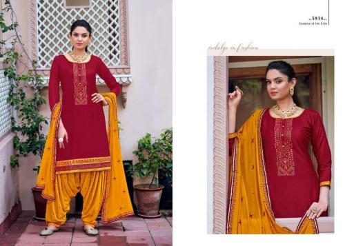 Kessi Fabric Patiala House 5934 Price - 849
