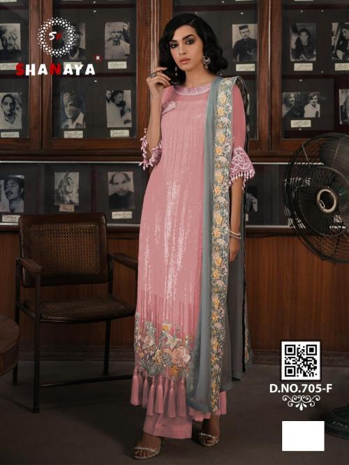Shanaya Rose Hit Design 705-F Price - 1399