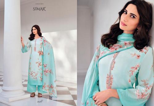 Glossy Simar Eleanor 2529 Price - 975