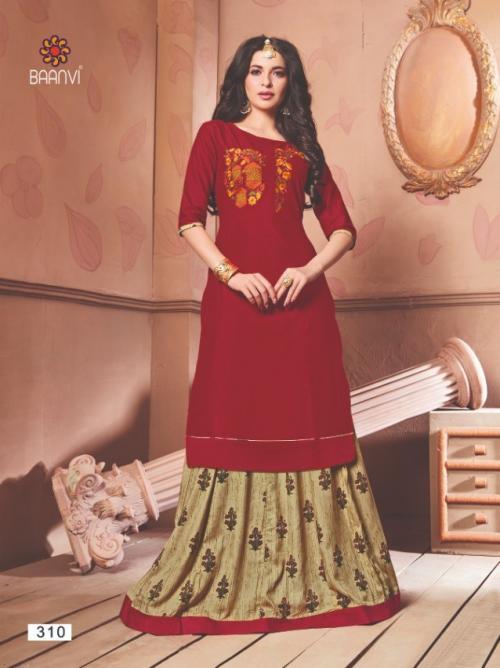 R Studio Baanvi Tanuza 310 Price - 825