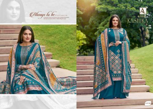 Alok Suits Kashika 837-001 to 837-010 Series