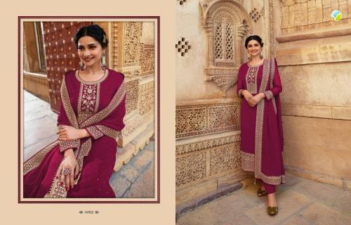 Vinay Fashion Kaseesh Andaaz 14102 Price - 1690