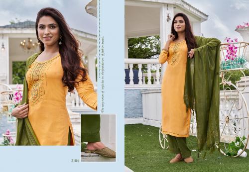Kessi Rangoon Foxtail 3184 Price - 925