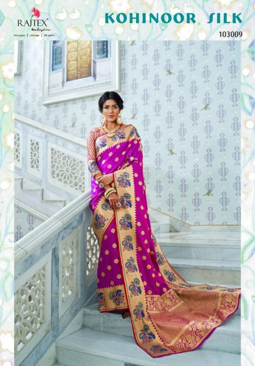 Rajtex Kohinoor Silk 103009 Price - 1300