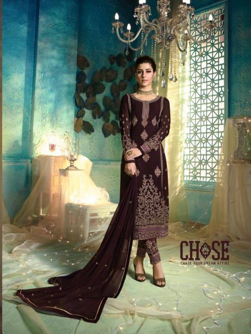 Glossy Simar Miraaz 10017-10021 Series