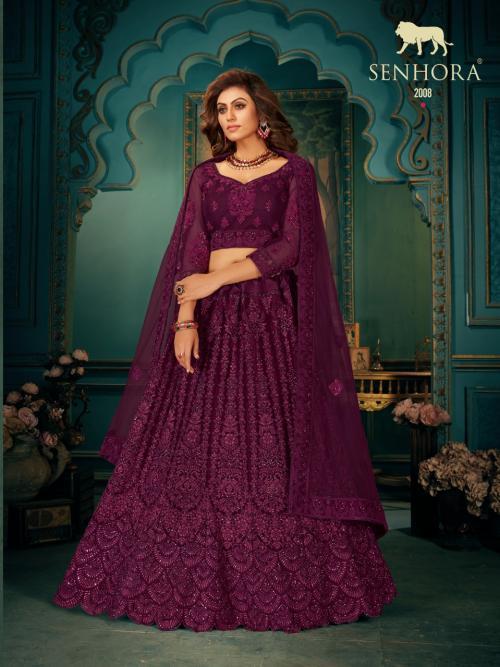 Senhora Indian Queen Bridal Heritage 2008 Price - 5595