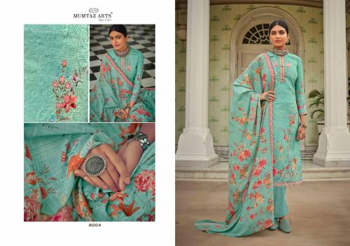 Mumtaz Arts Resham 8004 Price - 750